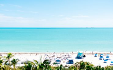 North Beach, el auge de la nueva construccion en Miami Beach. Vista al mar