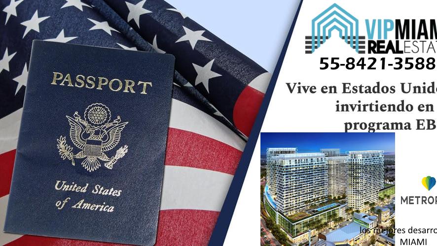 Inversion facilita el green card en USA desde Mexico
