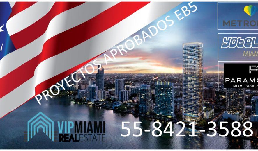 Visa Inversionista EB 5. El proceso es mas facil para ciudadanos Mexicanos.