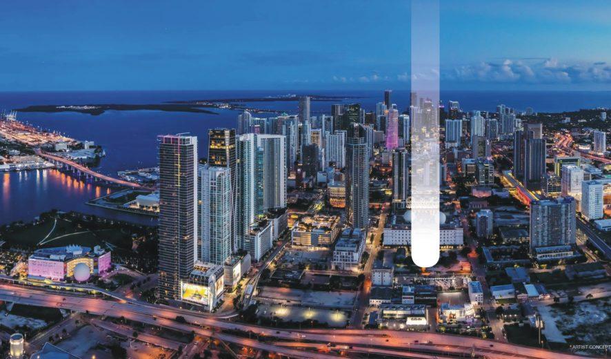 Venta de apartamentos en Miami-Sin restricciones de alquiler-Legacy Hotel