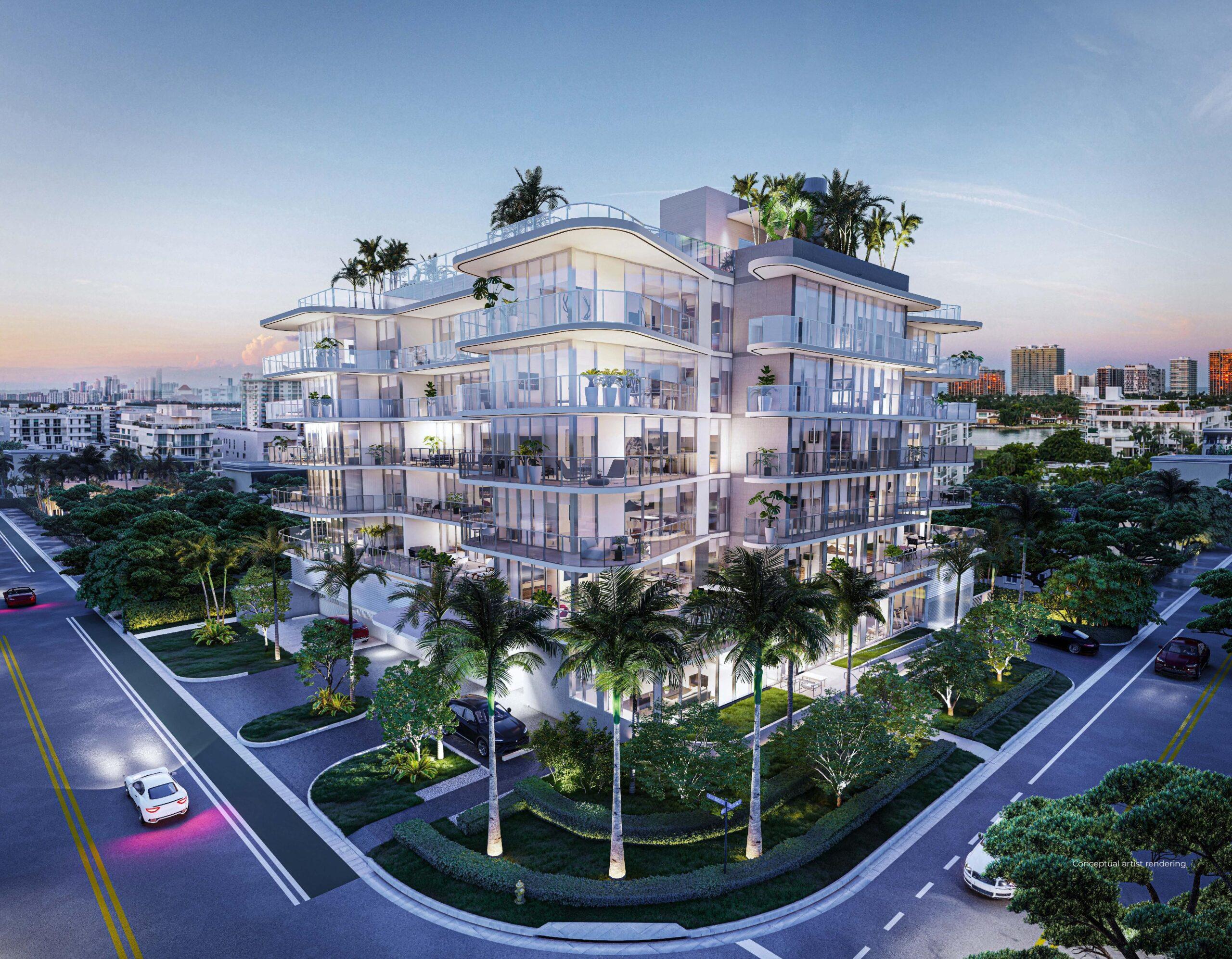 Ambienta Bay Harbor Island-Venta Preconstruccion-VIP Miami Real Estate