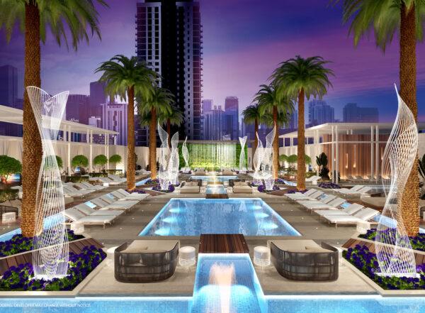 Area de piscina-Legacy-Venta de apartamentos-VIP Miami Real Estate