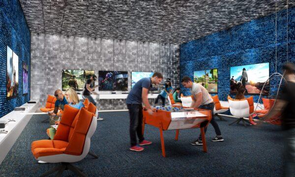 Estates at Acqualina-Area de adolescentes-Venta de apartamentos en Sunny Isles Beach-VIP Miami Real Estate