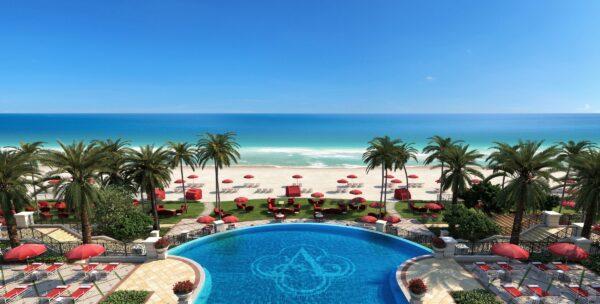 Estates at Acqualina-Piscina-Venta preconstruccion-frente al mar-Sunny Isles Beach-VIP Miami Real Estate-Jorge J Gomez