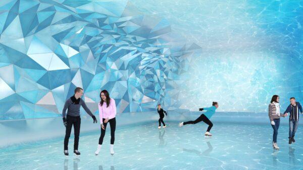 Estates at Acqualina-Venta preconstruccion-Patinaje en hielo-VIP Miami Real Estate-Jorge J Gomez