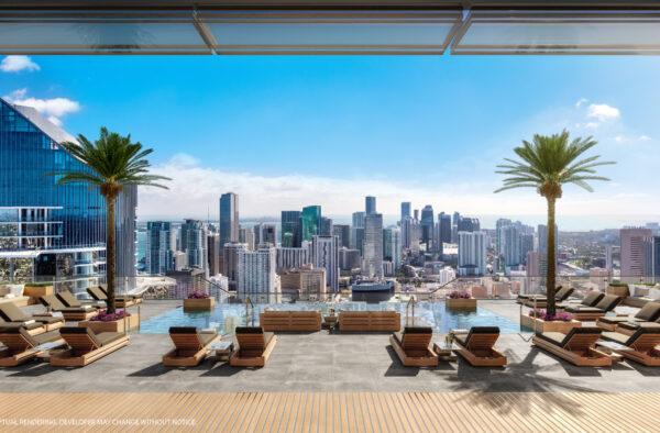 Legacy Area de Piscina-Apartamentos en venta-VIP Miami Real Estate