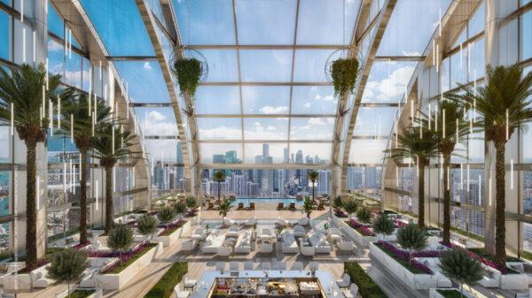 Skylounge Legacy-Interior-Apartamentos en venta-VIP Miami Real Estate