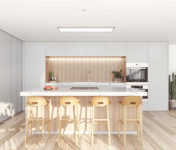 VIP Miami Real Estate-Venta de apartamentos en preconstruccion-Onda Residences Bal Harbour-Cocina