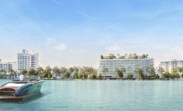 Venta en preconstruccion-Onda Bal Harbour-VIP Miami Real Estate-Jorge J Gomez-Vista desde mar