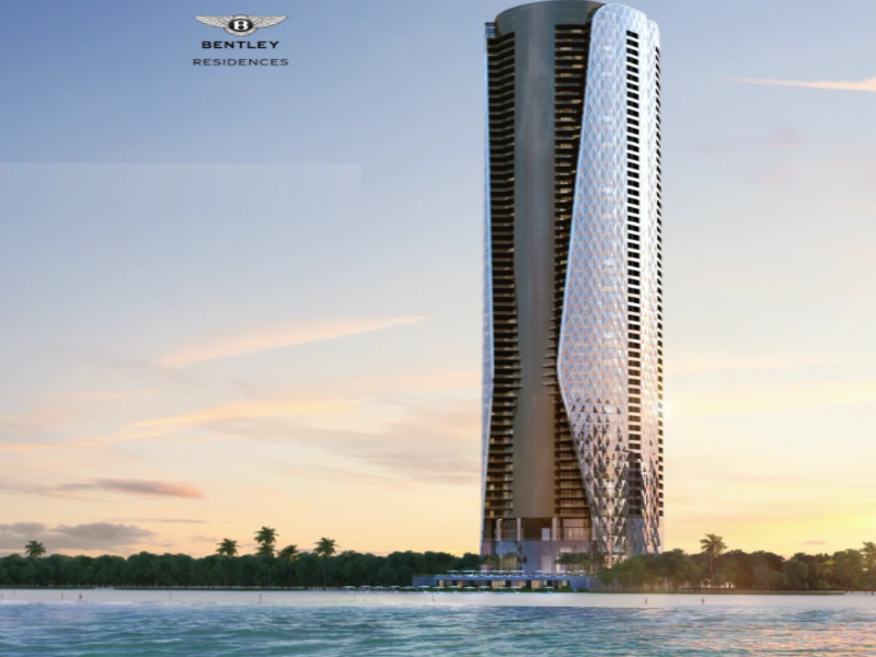 Residencias Bentley-Sunny Isles Beach-El mas alto frente al mar en USA