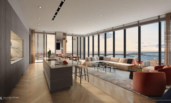 Venta de apartamentos de lujoWaldorf Astoria-VIP Miami Real Estate-Jorge J Gomez